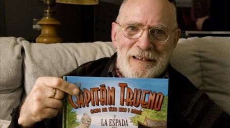Fallece Víctor Mora, padre de 'El capitán Trueno'