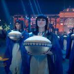 El desfile dorado de los faraones: un espectacular viaje a su nuevo museo en El Cairo