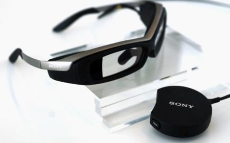SmartEyeglass, así son las gafas inteligentes de Sony