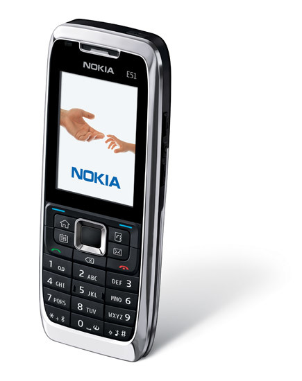 Foto de Nokia E51 (1/5)
