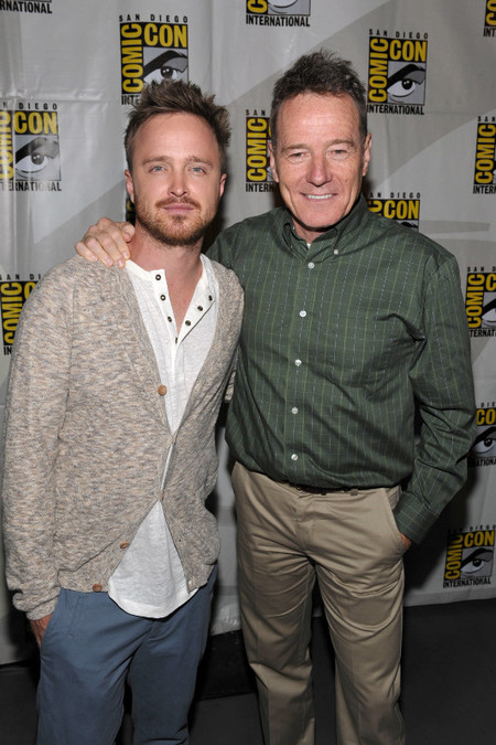 Aaron Paul cardigan