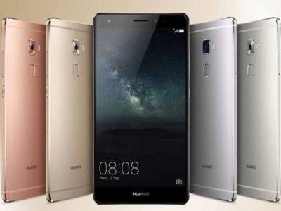 Huawei Mate S, la nueva apuesta de Huawei por la gama alta