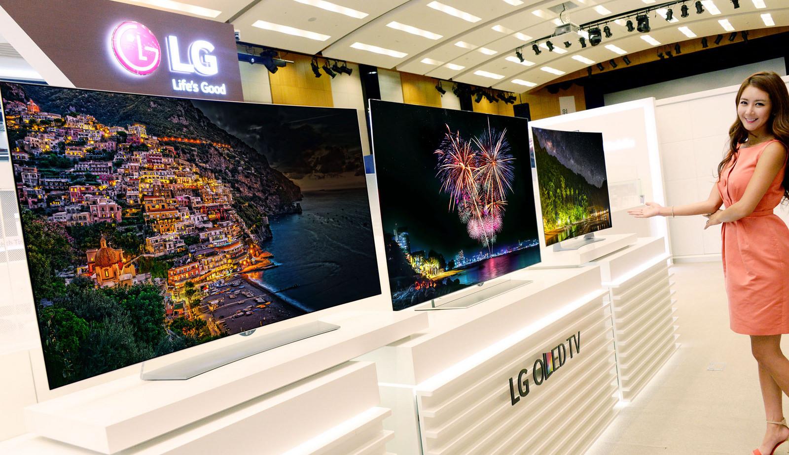 Foto de LG OLED 4K (1/5)