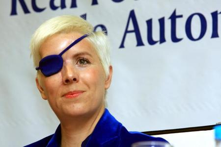 María de Villota recibe el alta tras su última operación