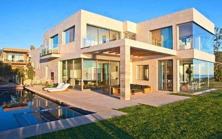 Residencia de verano en Malibú para sir David Beckham