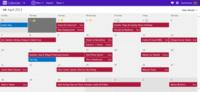 Renovado el calendario de Outlook.com