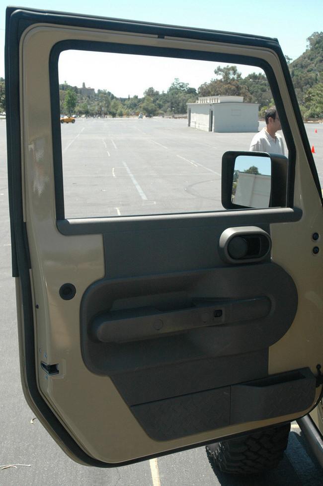 Foto de Jeep Wrangler JT Concept (32/33)