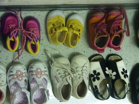 Karsen Ables es una niña que el día de su cumpleaños ha querido pedir zapatos para niños desfavorecidos