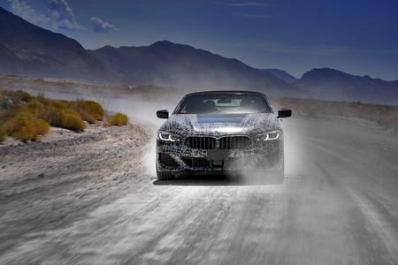 BMW Serie 8 Cabrio (Valle de la Muerte)