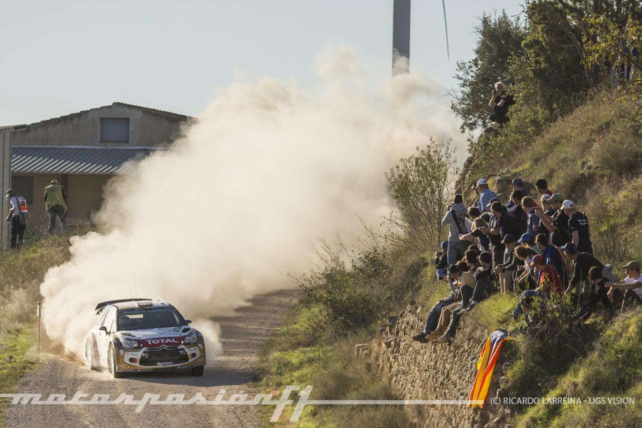 Foto de WRC - Rally de Catalunya 2014 (77/370)