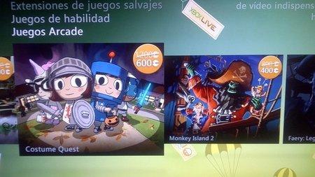 Rebajas potentes en Xbox Live
