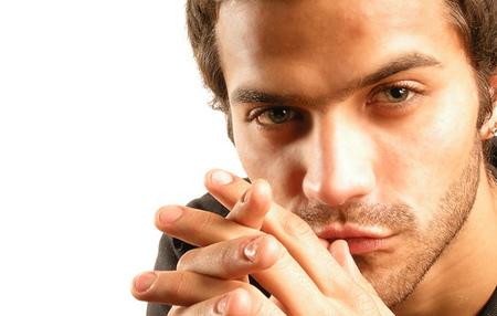Guerlain Issima para hombres (III): seis contornos de ojos