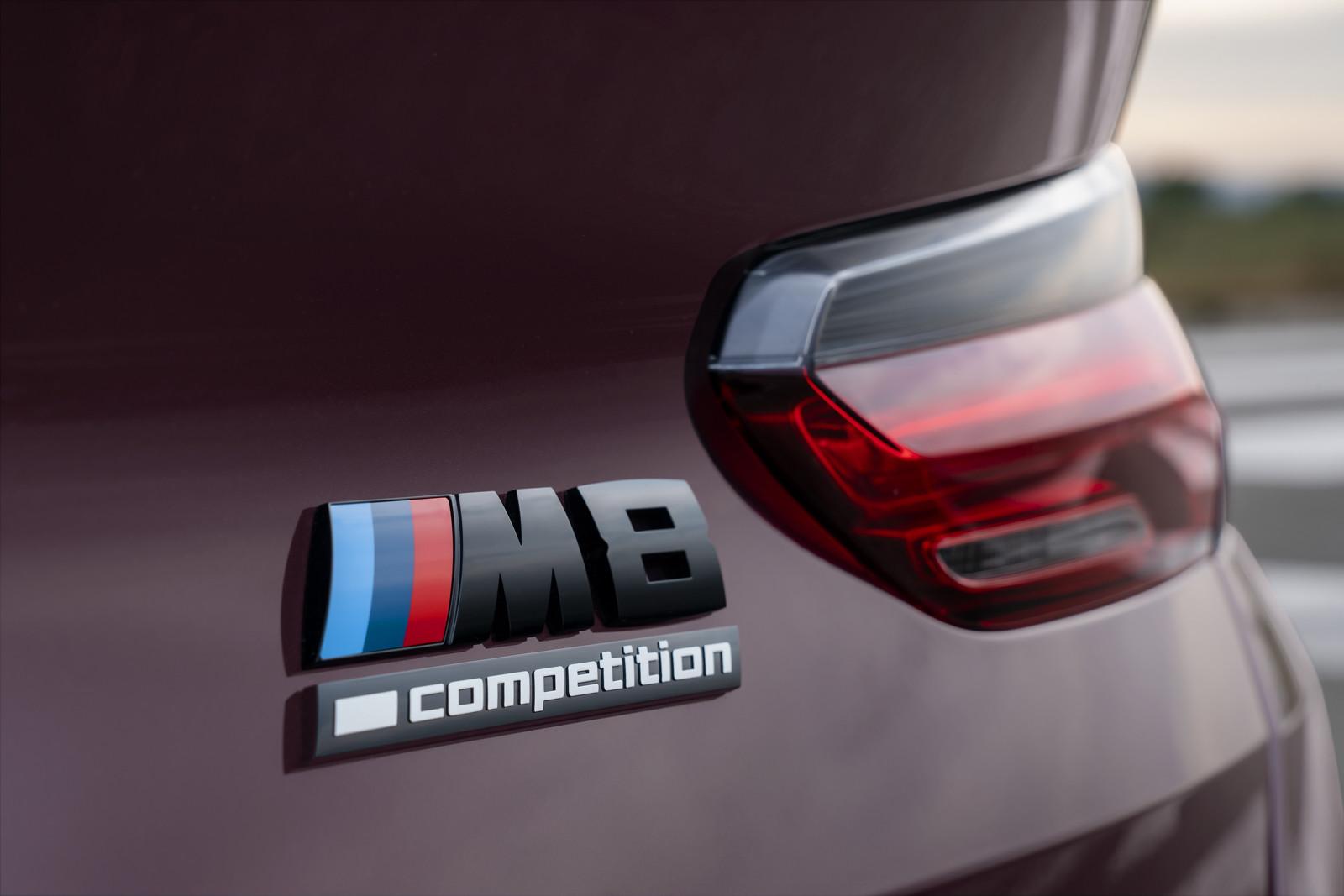 Foto de BMW M8 Gran Coupé 2020 (39/89)