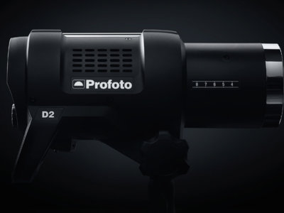 D2: Profoto lanza su flash compacto más rápido hasta la fecha