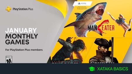 Juegos gratis de PS4 y PS5 en enero 2021 para PlayStation Plus