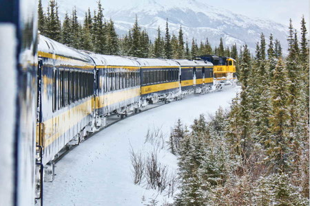 25 Alaska Railroad