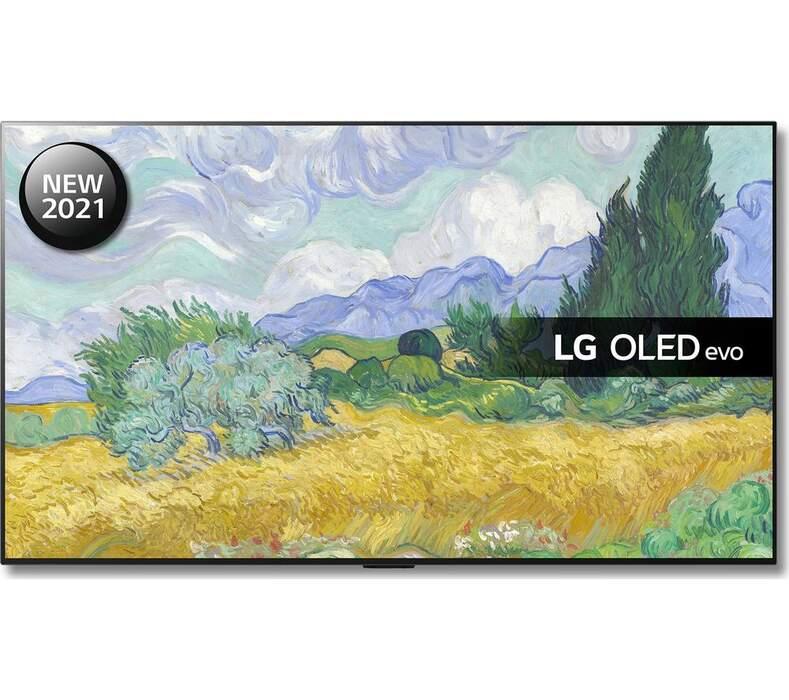 TV OLED 138,8 cm (55'') LG OLED55G16LA Smart TV, HDR Dolby Vision, 4K, Inteligencia artificial