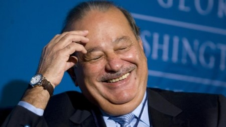 Carlos Slim Dueno America Movil