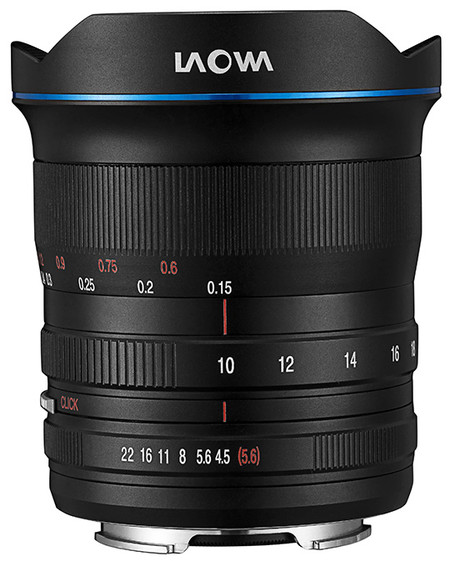 Venus Optics Laowa 10 18mm F4 5 5 6 Full Frame Mirrorless Lens