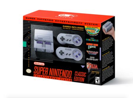 Super Nintendo Classic en Colombia: precio y disponibilidad