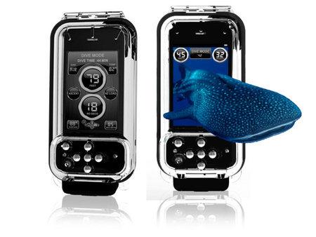 funda iphone sumergible