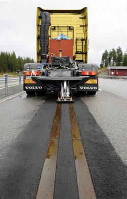 Volvo carretera