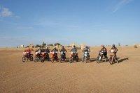 Nos vamos a revivir el antiguo Dakar.