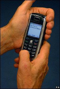 Analizar SMS para detectar terroristas