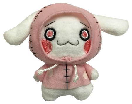 Pinkun Plushie Ann Akibas Beat