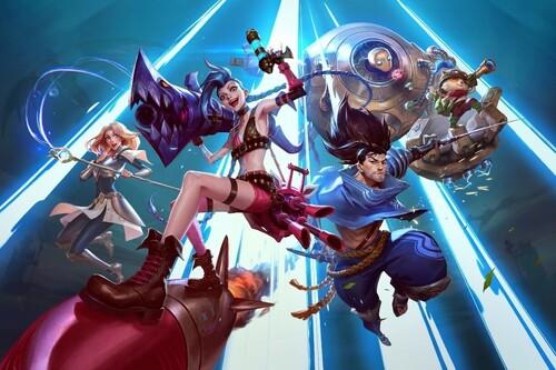 Jugamos a League of Legends Wild Rift: la versión para móviles del MOBA de Riot es justo lo que estaba esperando