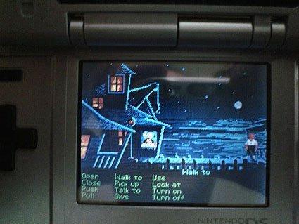 Monkey Island en tu Nintendo DS