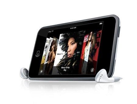 Soporte para iPod e iPhone en Singapore Airlines