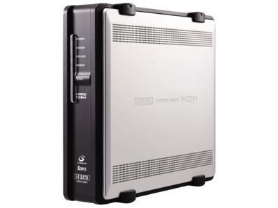 I-O Data HDH-USR2, con protección para nuestros datos
