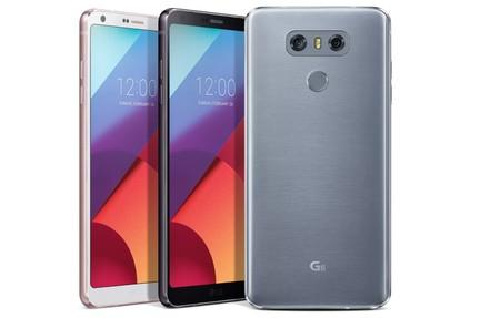 LG G6 de 32GB, con doble cámara y resistencia al agua, por 279,99 euros en Amazon