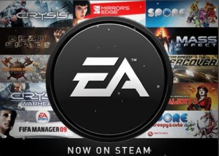 Juegos de EA también disponibles en Steam