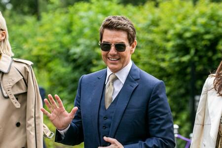 Tom Cruise y el Duque de Cambridge demuestran que el traje azul es la mejor opción para lucir elegante en verano