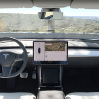 Tesla ofrecerá videollamadas en el coche a través de cámaras como las ya incluidas en los Model 3