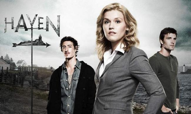 Imagen de la serie 'Haven'