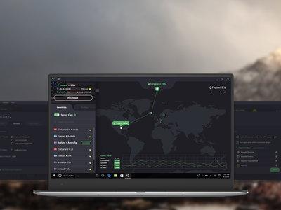 ProtonVPN es el nuevo servicio VPN de los creadores de ProtonMail, el correo ultra seguro nacido en el CERN