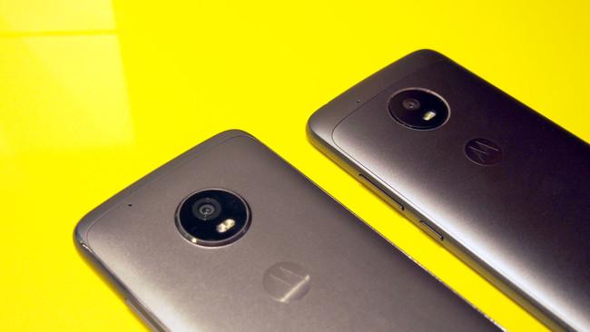 Moto G5 y Moto™ G5 Plus
