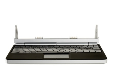 Touch Book, con procesador ARM y pantalla extraíble, el primero de muchos