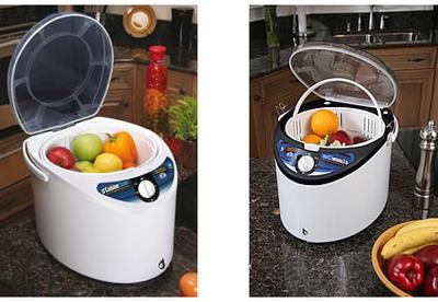 CuisineClean, lavadora para vegetales