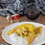 Las recetas de nuestros padres: Riz Casimir, el pollo al curry suizo