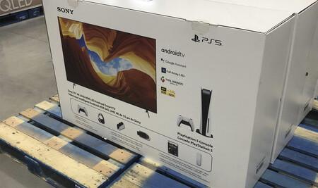 El pack definitivo de PS5 incluye el juego de Spider-Man, todos los accesorios y un televisor 4K de 55 pulgadas
