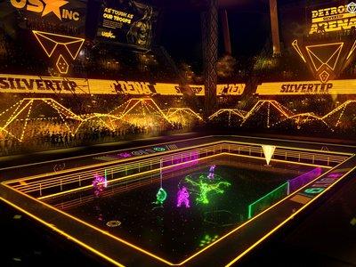 Laser League me ha vuelto a demostrar que no se puede prejuzgar un videojuego porque nos parezca feo