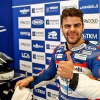 De expulsado a ascendido: Romano Fenati correrá en 2018 subido a una Kalex de Moto2