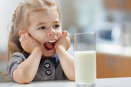leche de crecimiento