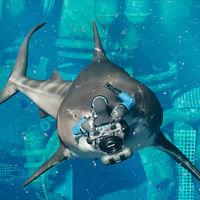 King Tide: 100 buzos enfrentados y un montón de tiburones en este nuevo Battle Royale subacuático