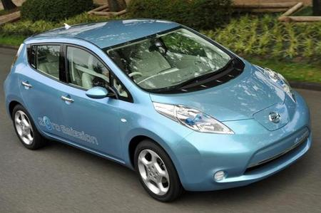 Nissan presenta la nueva versión del Leaf para Japón
