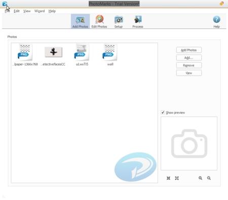 Photomarks Programa De Edicion Marca De Agua 2